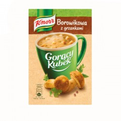 Knorr Hot Cup Boletus Soup...