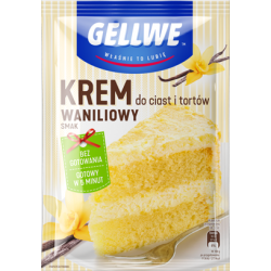 Gellwe Vanilla Cream for...