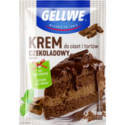 Gellwe Chocolate Cream for...