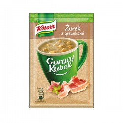 Knorr Hot Cup Sour soup...