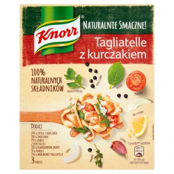 Knorr Tagliatelle with...