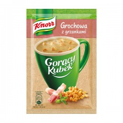 Knorr Hot Cup Pea soup with...