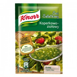 Knorr Dill and Herbs Salad...