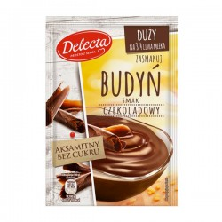 Delecta Chocolate Pudding 64g