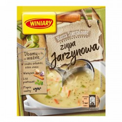 Winiary Vegetable Soup 48g