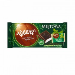 Wawel Mint Filled Chocolate...