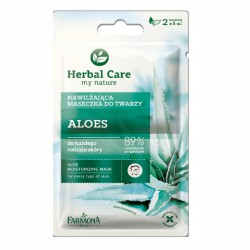 Herbal Care Aloe Face mask...
