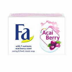 Fa Soap Bar Acai Berry 90g