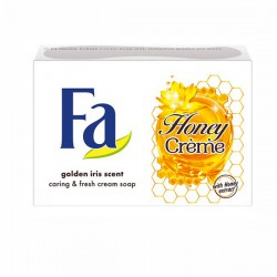 Fa Soap Bar Honey Creme 90g