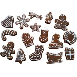 Handmade Gingerbread Cookies