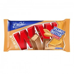 Wedel WW Chocolate peanut...