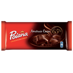 Poiana Dark Chocolate 65%...