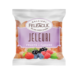 Jelly with berries fruits 150g