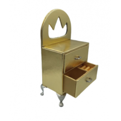 Jewelry box- chest of...