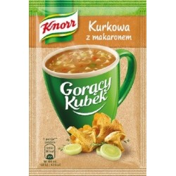 Knorr Hot Cup Chanterelle...