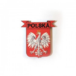 Fridge Magnet POLAND