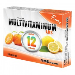 Multivitaminum 12 Vitamines...