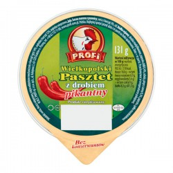 Profi Chicken Pate- Spicy 131g