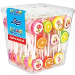 Fruit Lollipop Handmade 8 g