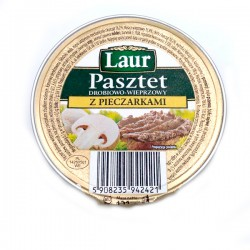 Laur Chicken and Pork Pate...