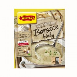 Winiary White Borsh soup 66g
